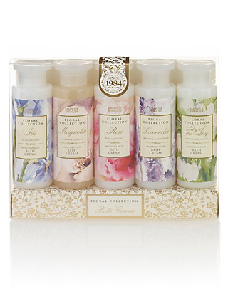 Bath Creams Gift Set Home