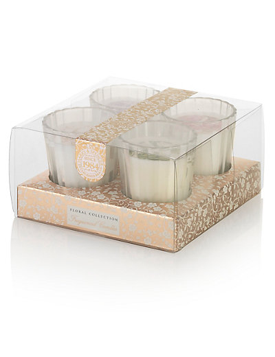 Fragranced Candles Gift Set Home