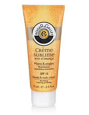 Bois D'Orange Hand & Nail Cream 75ml, , catlanding