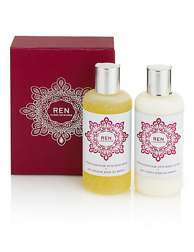 Moroccan Rose Otto Gift Set Home