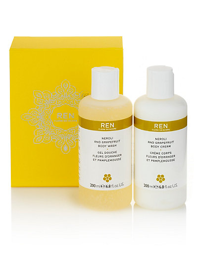 Neroli & Grapefruit Duo Gift Set Home