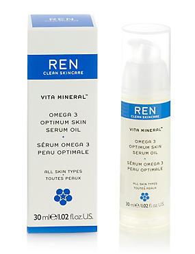 Vita Mineral Omega 3 Supreme Skin Face Oil 30ml, , catlanding