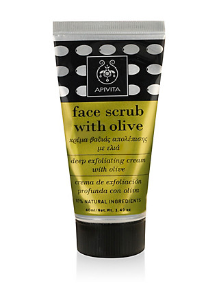 Face Scrub with Olive 40ml Home