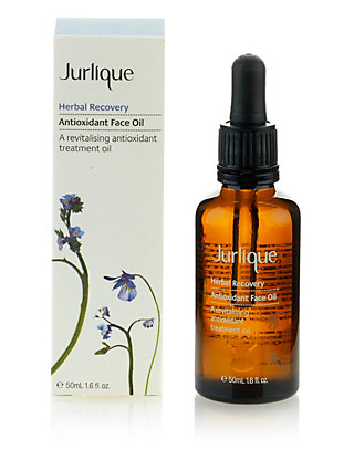 Herbal Recovery Antioxidant Face Oil 50ml Home