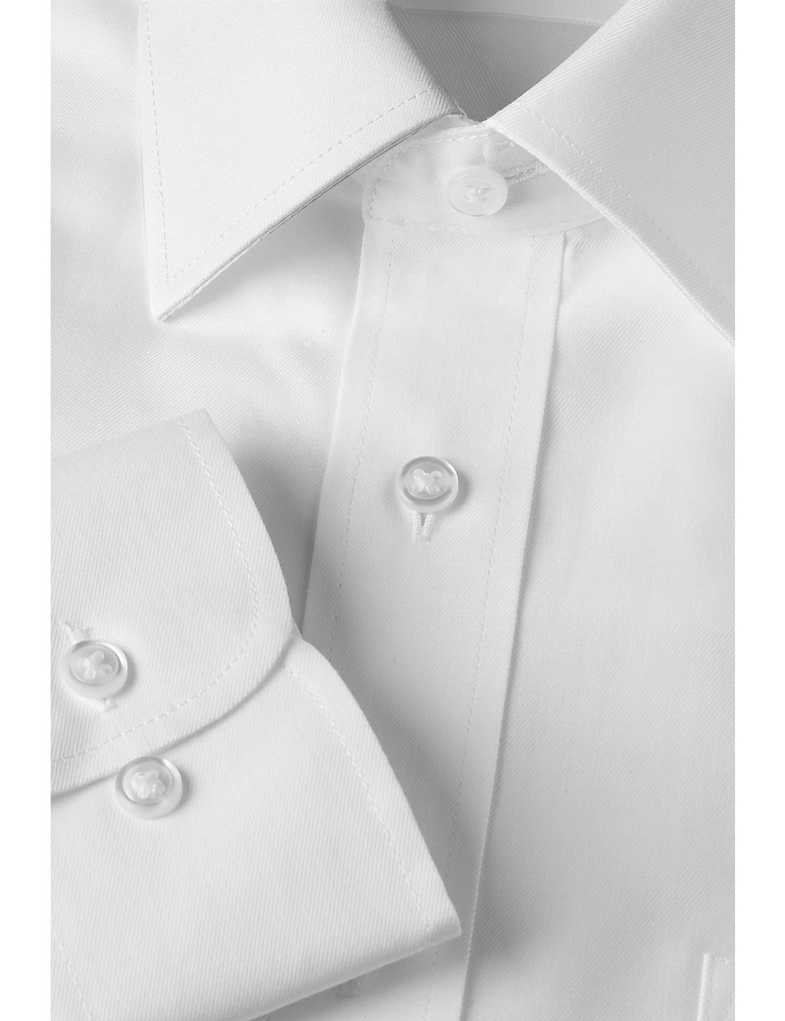 Cotton rich easy to iron twill shirt ms cotton rich easy to iron twill shirt izmirmasajfo Images