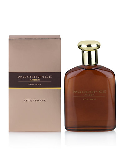 Amber Aftershave 100ml Home
