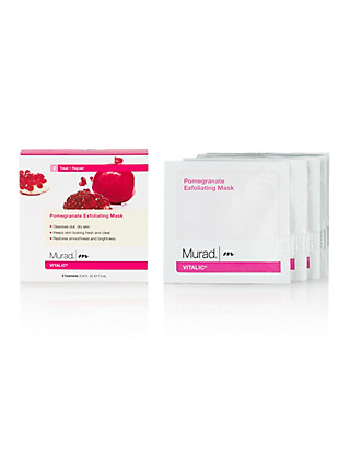 Pomegranate Exfoliating Mask 7.5ml Home