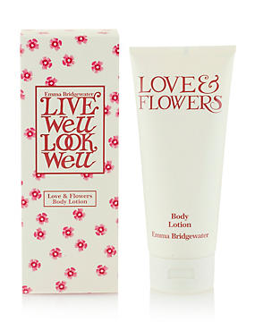 Love & Flowers Body Lotion 200ml