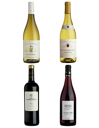 Wine Lovers Dozen - Case of 12 Wine
