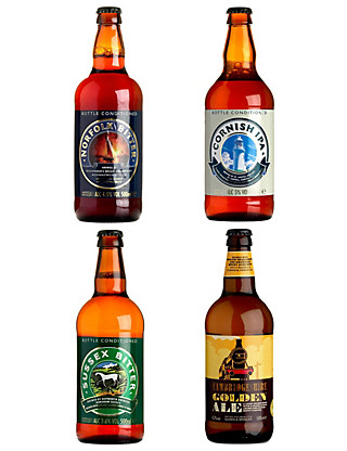 Great British Ale Selection - Case of 20 Wine