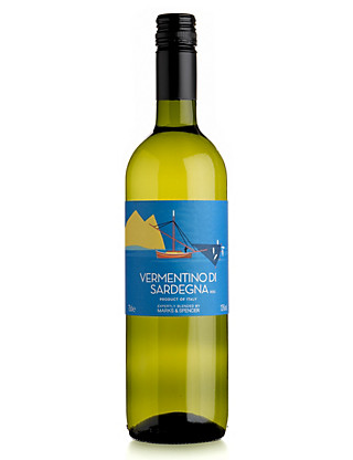 Vermentino Di Sardegna - Case of 6 Wine