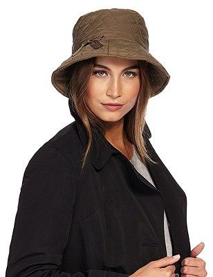 Gewatteerde Thinsulate™-hoed met Stormwear™, KAKI, catlanding