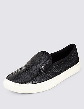 Slip-On Trainers with Insolia Flex®