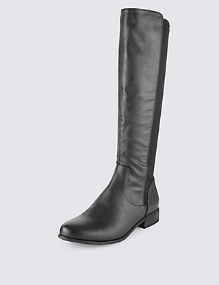 Riding Boots with Insolia Flex® Clothing