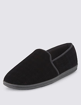 Zapatillas de cuadros con Thinsulate™, NEGRO, catlanding
