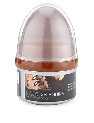 Self Shine Cream , BROWN, catlanding