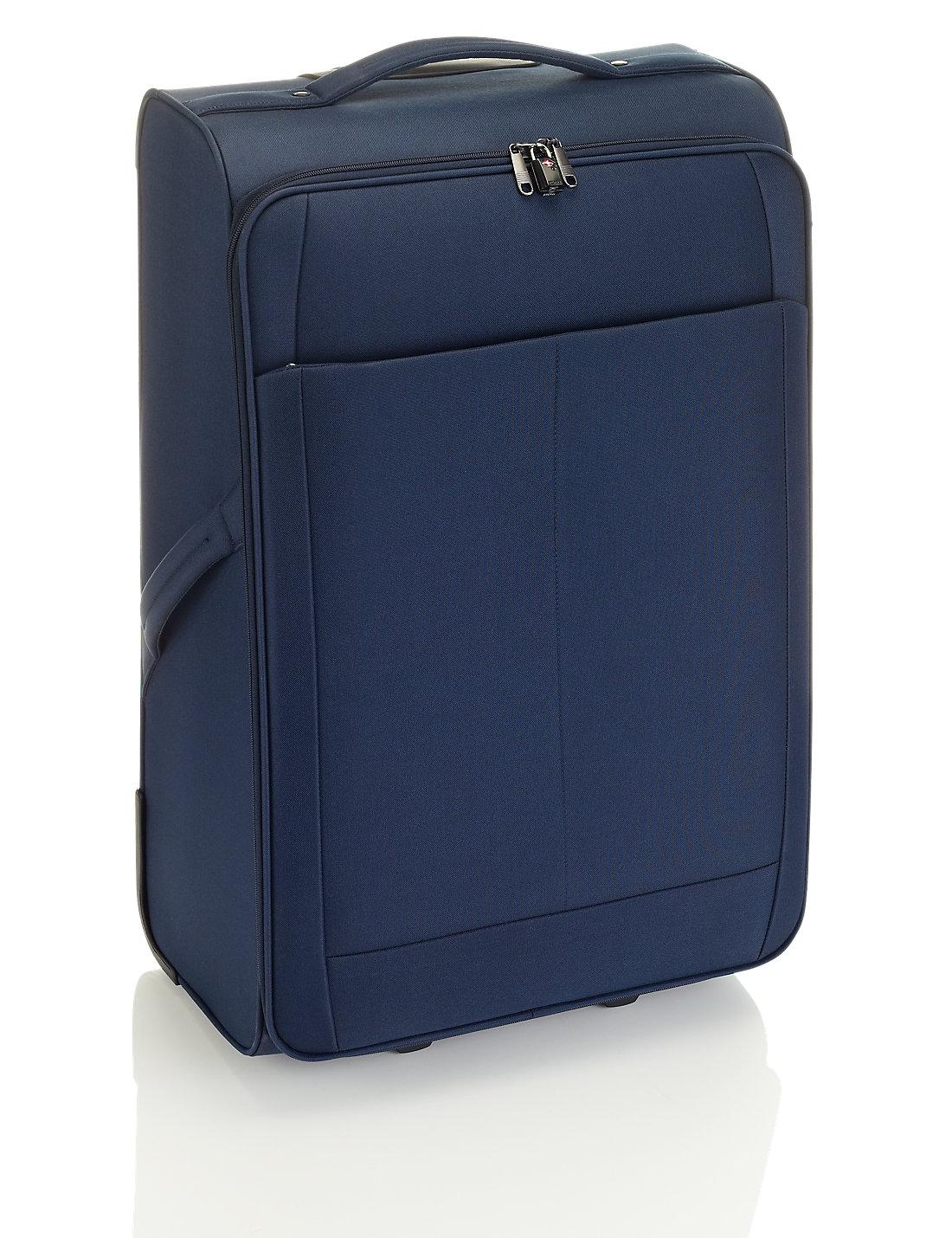 2 Wheel Large Suitcase | M&S