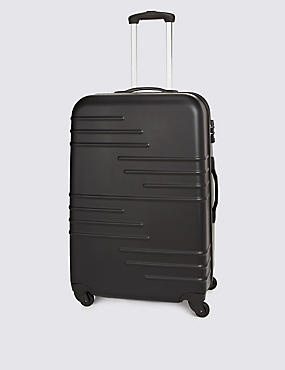 Large Hard Rollercase, BLACK, catlanding