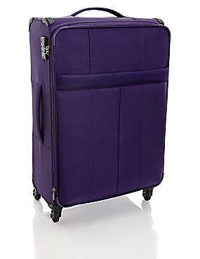 Ultralight 4 Wheel Large Suitcase