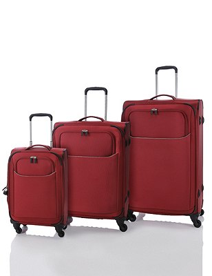 Small Longhaul Super Lightweight Rollercase, RED, catlanding