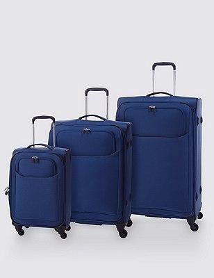 Medium Longhaul Super Lightweight Rollercase, BLUE, catlanding