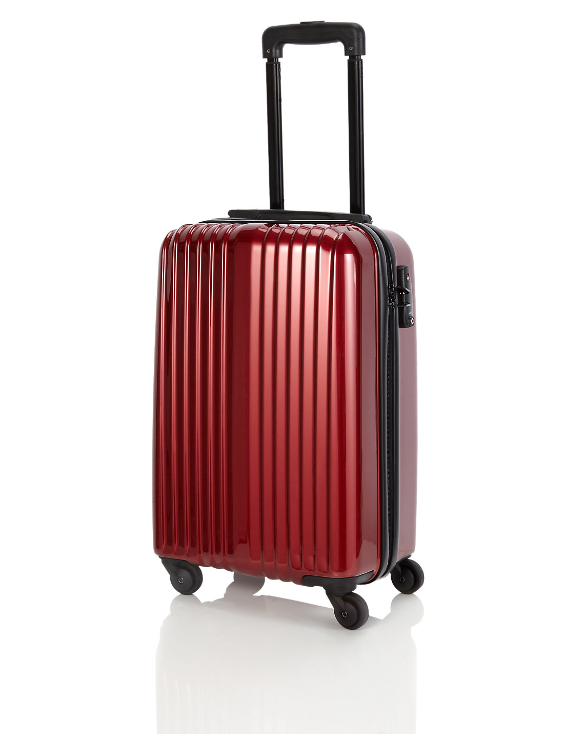 Scorpion 4 Wheel Small Suitcase | M&S