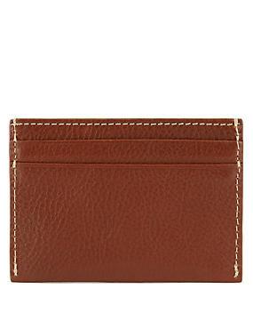 Luxury Leather Card Case