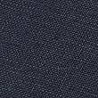 Pure Linen Cool & Fresh™ Checked Flat Cap, NAVY, swatch