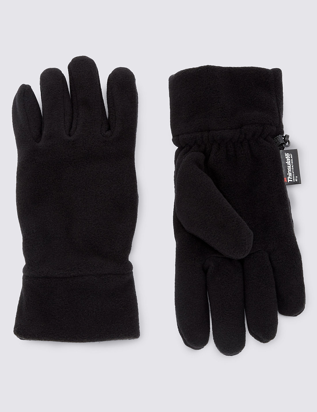 Mens fleece gloves xxl - Fleece Gloves With Thinsulate