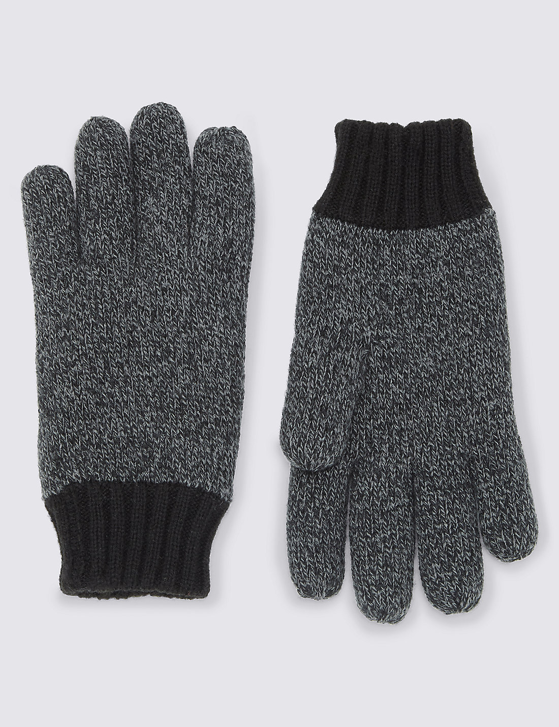 Mens leather driving gloves ireland - Thinsulate Trade Knitted Gloves