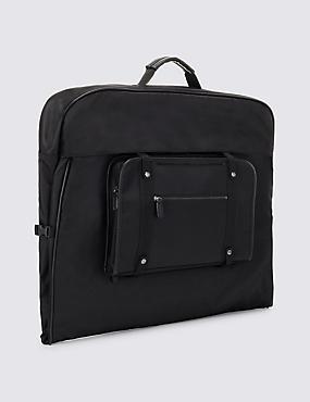 Suit Carrier, BLACK, catlanding