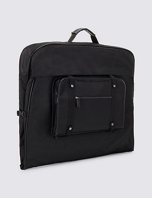 Suit Carrier, BLACK, catlanding