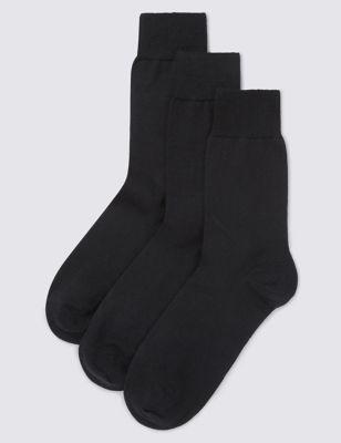 Носки из шерсти мериноса (3 пары)