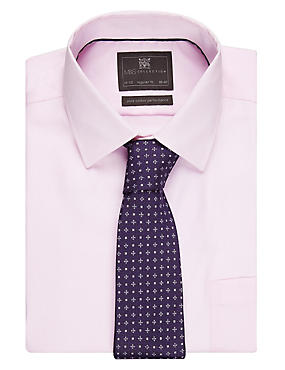 Textured Tie, PURPLE MIX, catlanding