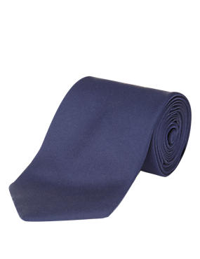 Pure Silk Tie with Stain Resistance