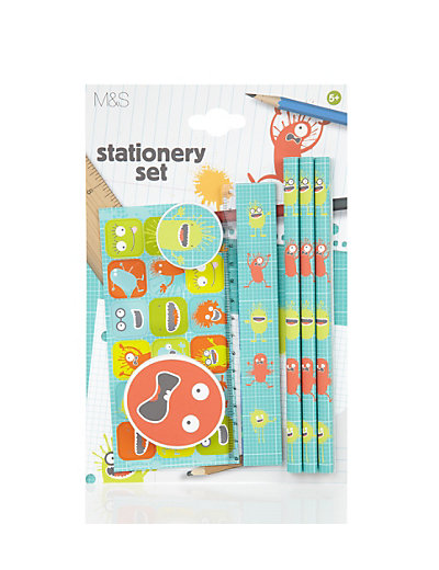 Stationery Set Clothing