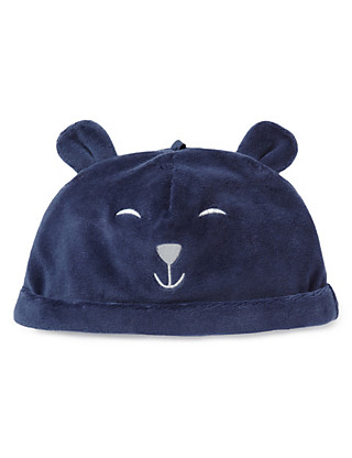 Cotton Rich Bear Hat Clothing