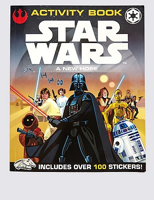 Star Wars™ New Hope Activity Book, , catlanding
