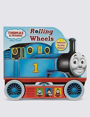 Thomas & Friends™ Rolling Wheel Book, , catlanding