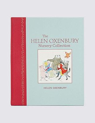 Helen Oxenbury Nursery Collection Book, , catlanding