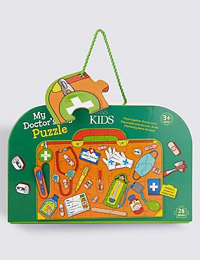 My Doctor's Bag Puzzle, , catlanding