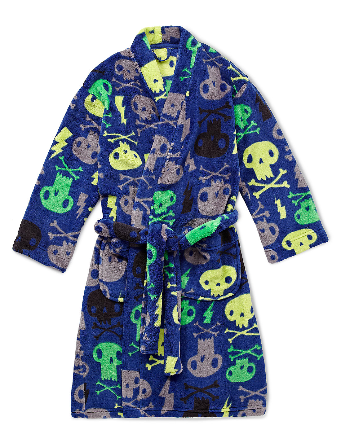 Unique Skull Dressing Gown Elaboration - Wedding and flowers ...