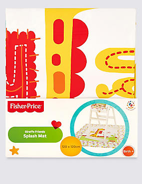 Tapis de protection Fisher Price, , catlanding