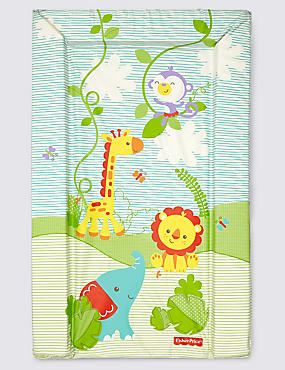 Rainforest Friends Fisher-Price™ Changing Mat , , catlanding