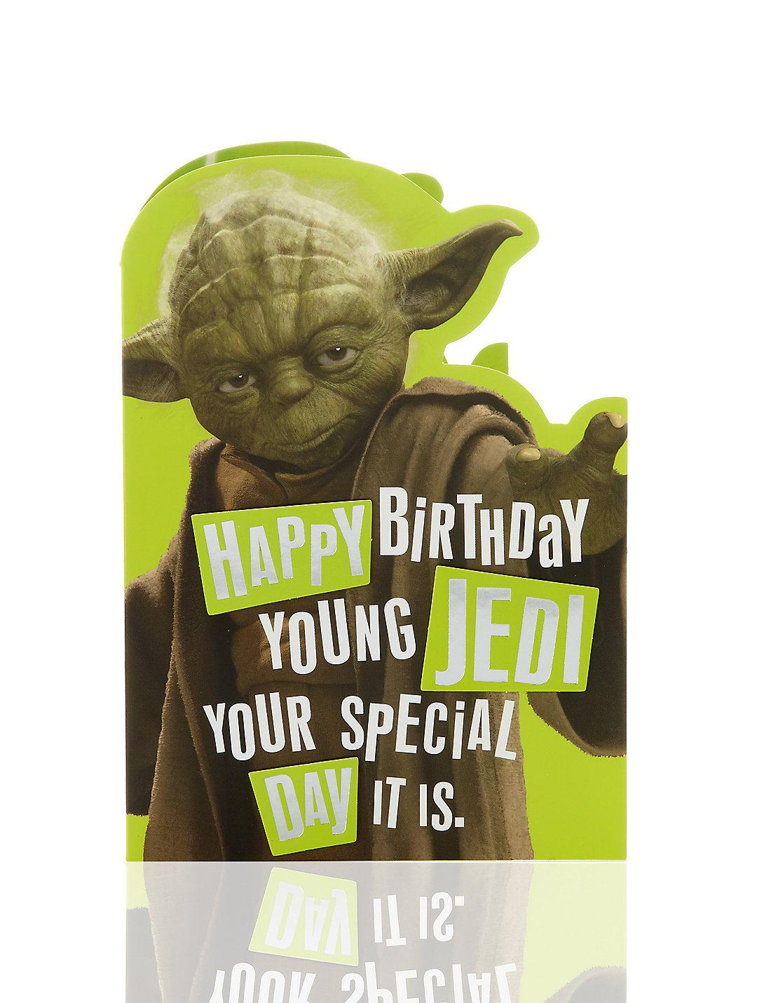 Star Wars Birthday Card – gangcraft.net