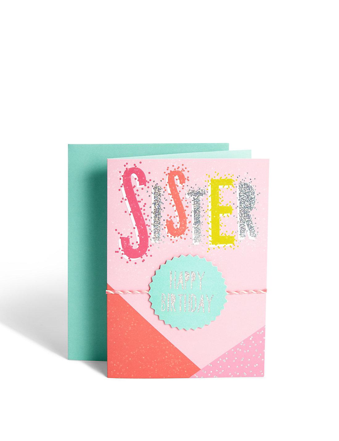 Sister Text Birthday Card – How to Text a Birthday Card