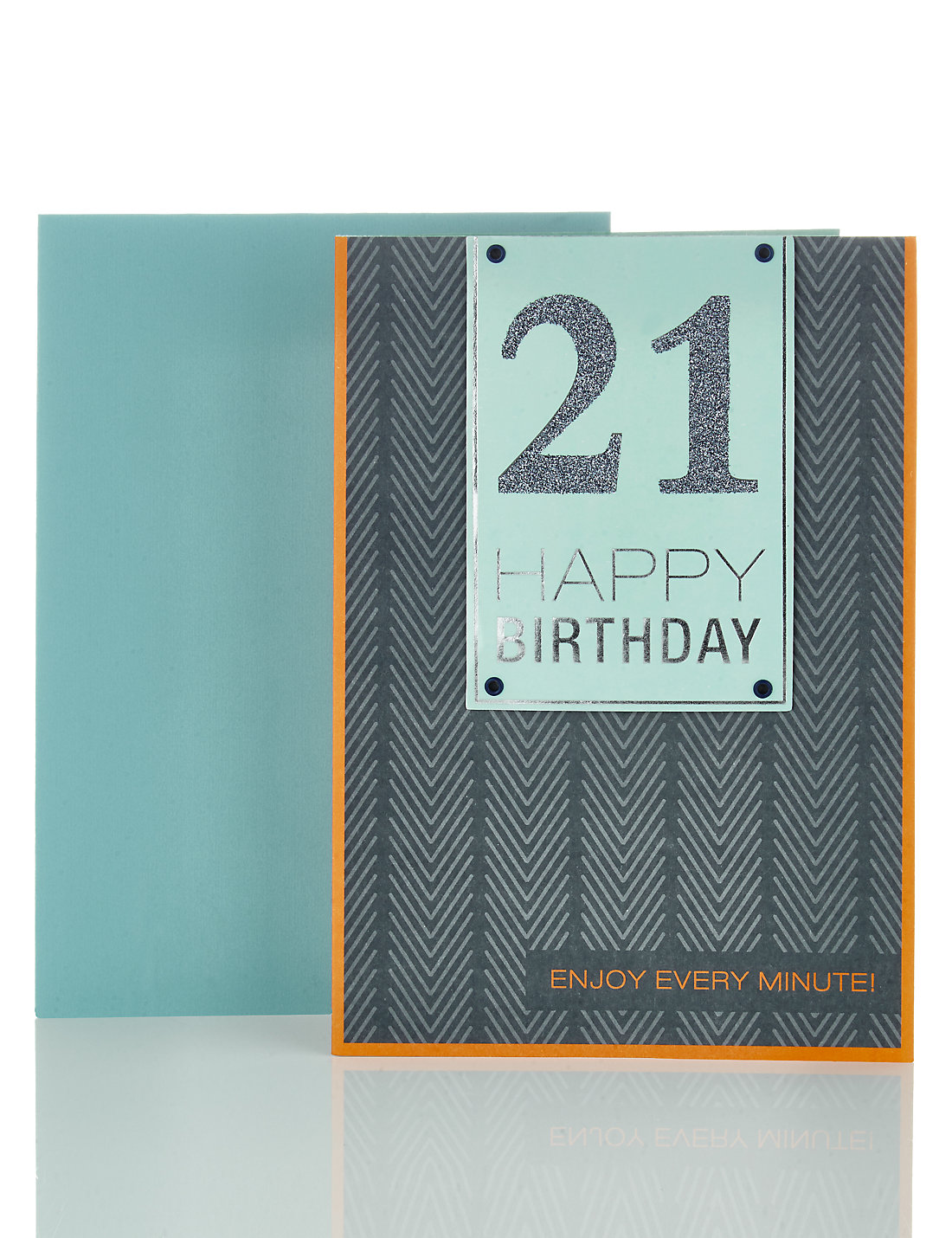 21st Birthday Card – Twenty First Birthday Cards