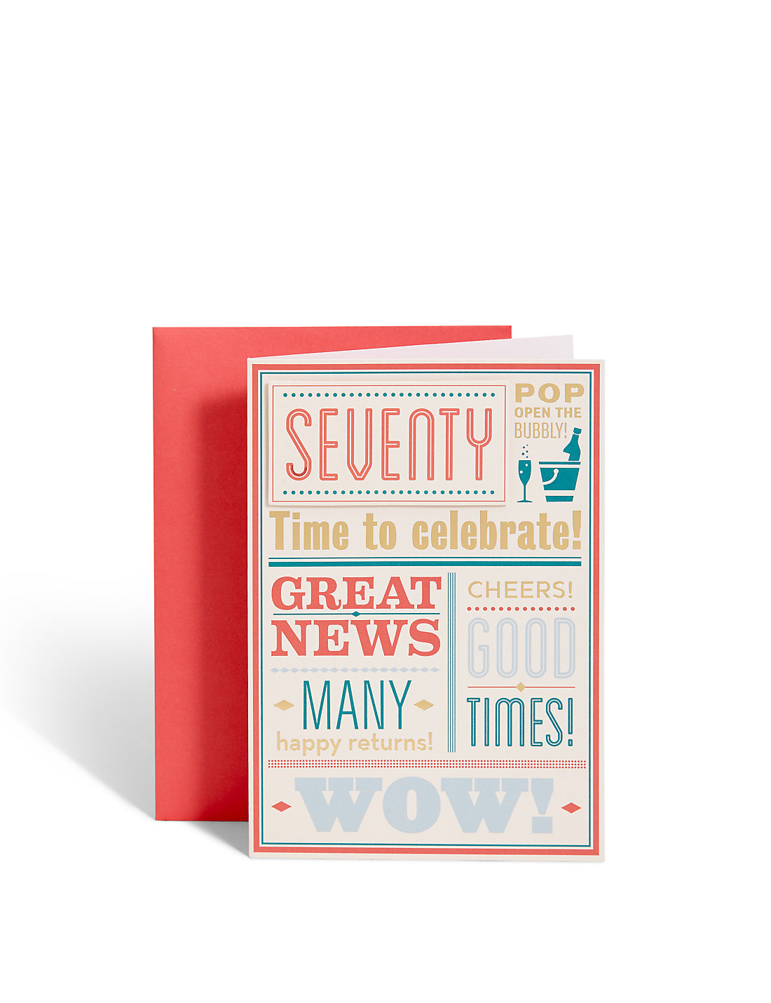 age  newspaper text birthday card  ms, Birthday card