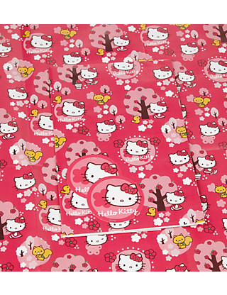 2 Hello Kitty Pink Wrapping Paper Home