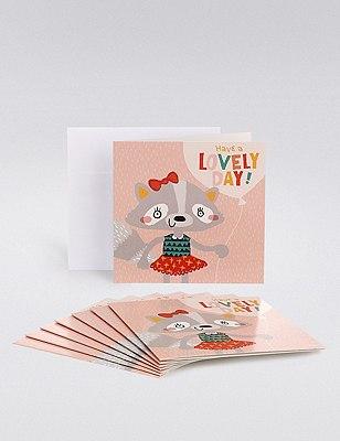 Birthday Girl Multipack Cards, , catlanding